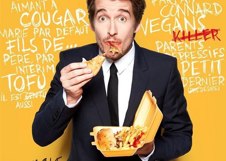 Jérémy Charbonnel Dans Spectacle Sans Gluten à Marseille