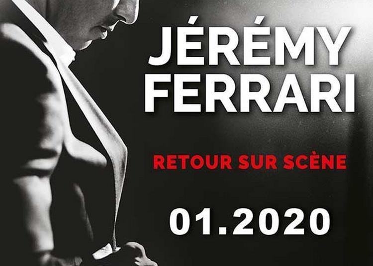 Jeremy Ferrari à Calais
