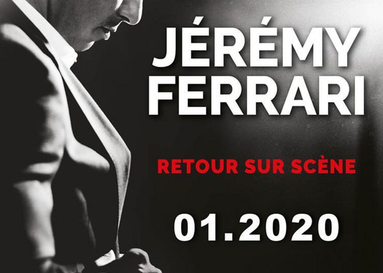 Jeremy Ferrari à Saint Etienne
