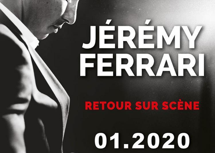 Jeremy Ferrari - report à Bethune