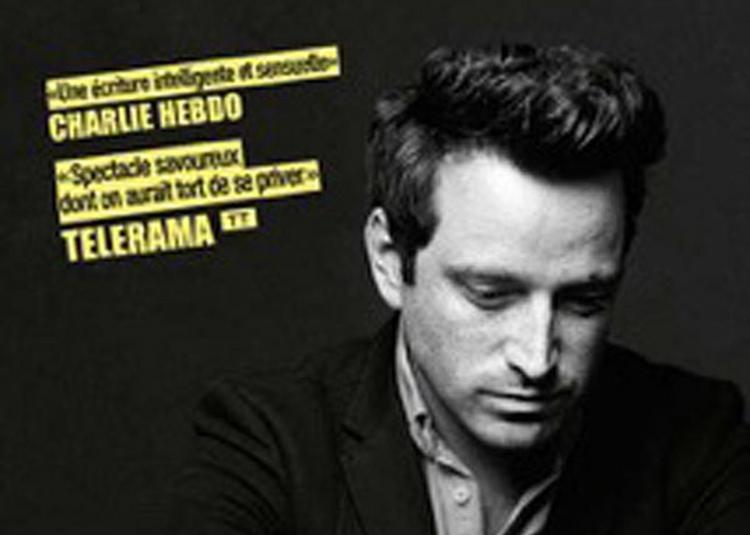 Jeremy Lorca à Paris 10ème