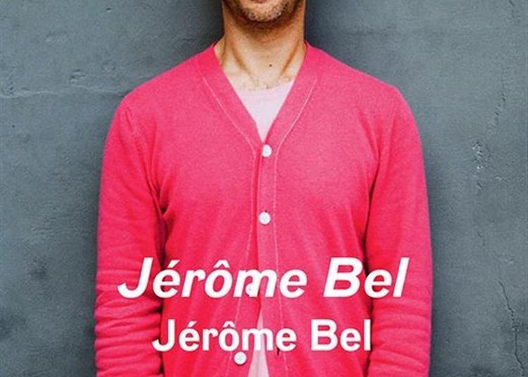 Jerome Bel à Aubervilliers