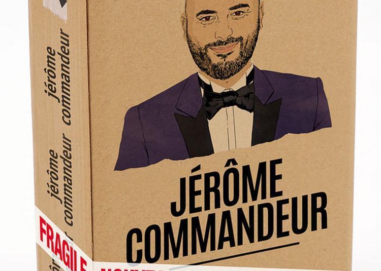 Jerome Commandeur à Vias