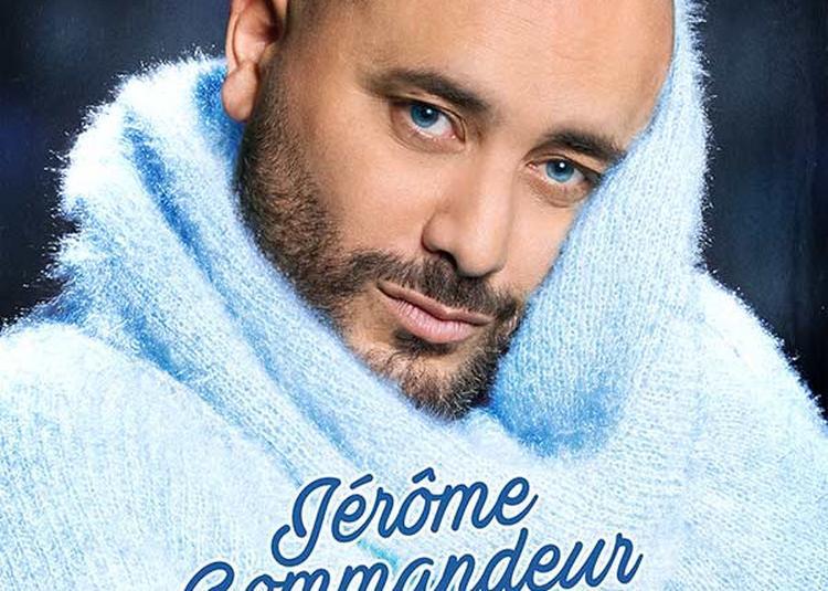Jérôme Commandeur - report à Lyon