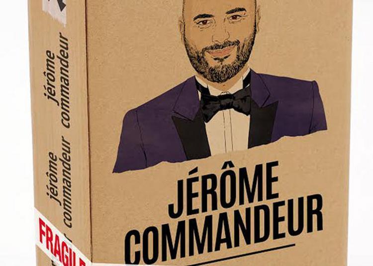 Jerome Commandeur à Blois