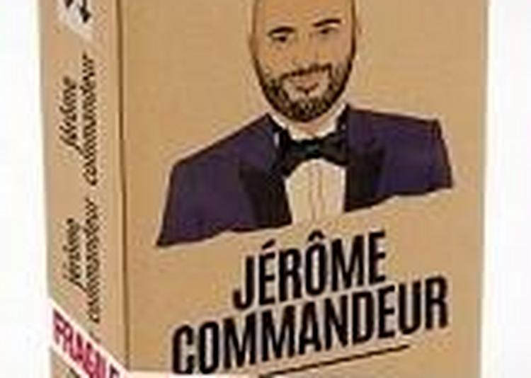 Jerome Commandeur à Aix en Provence