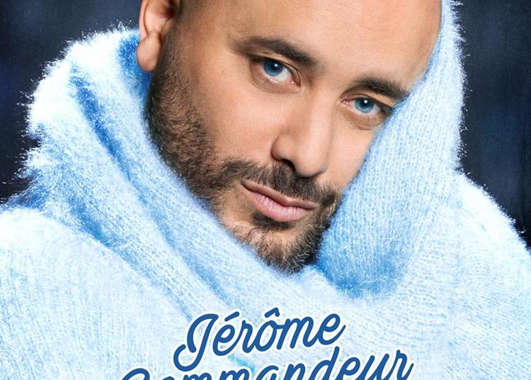 Jérôme Commandeur - Toujours en douceur à Lille
