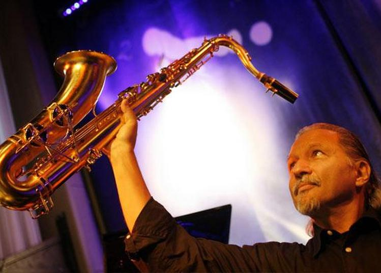 Jerry Bergonzi Quartet à Paris 1er