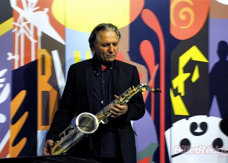 Jerry Bergonzi Trio à Longjumeau