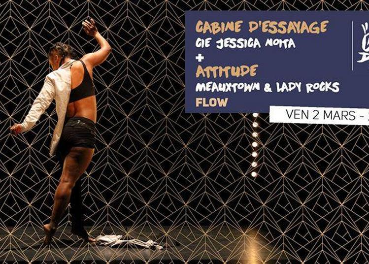 Jessica Noita + Meauxtown & LADY ROCKS #HipOpenDance à Lille