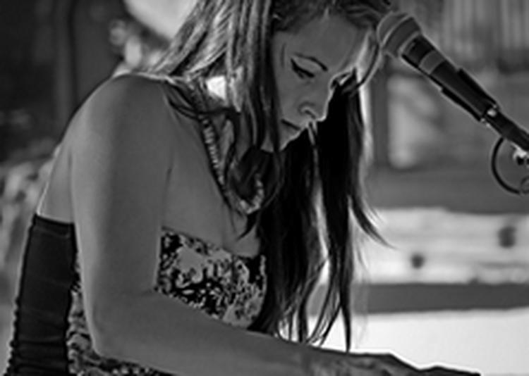 Jessica rock trio 1set et grazzia giu quartet 2set à Saint Ferreol Trente Pas