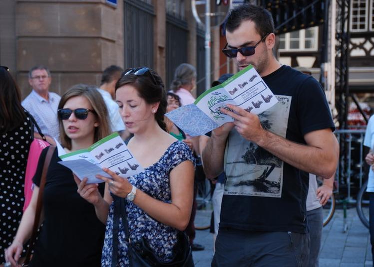 Jeu De Piste A La Découverte Du Quartier Du Port Du Rhin. Départ Point Info Coop 19 à Strasbourg