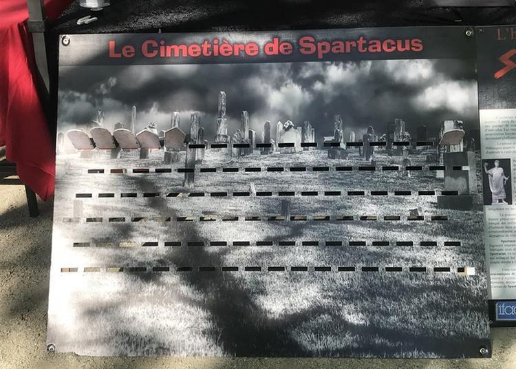 Jeu De Piste Coopératif L'hommage De Spartacus à Nimes
