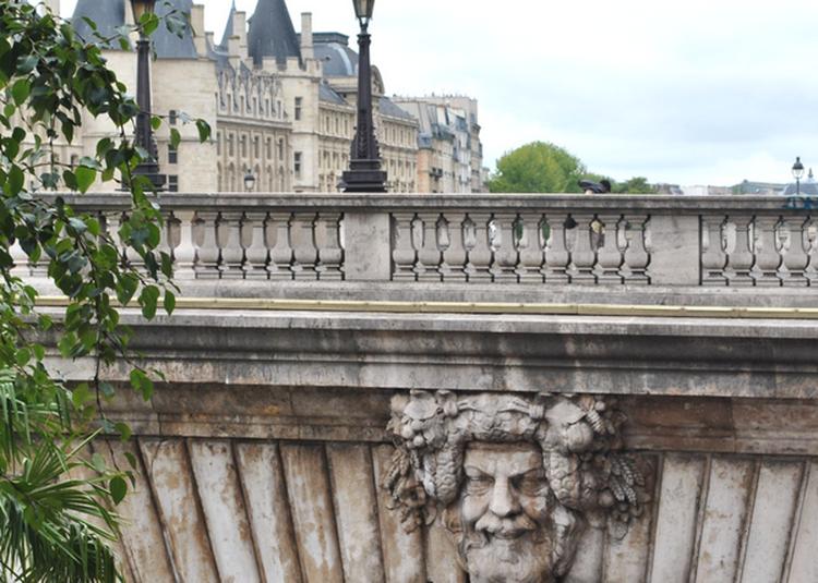 Jeu de piste-enquête Paris : Coup monté sur l'Île de la Cité à Paris 4ème