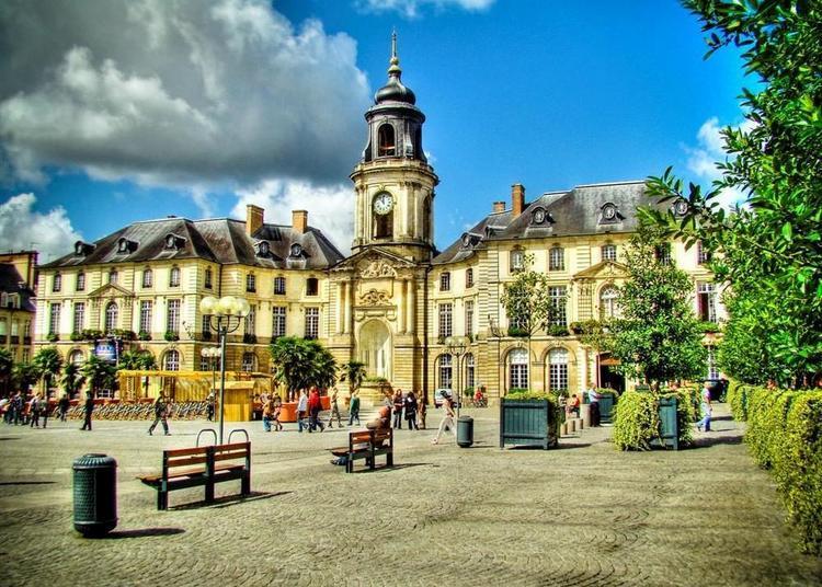 Jeu de piste : Enquête Souter Rennes