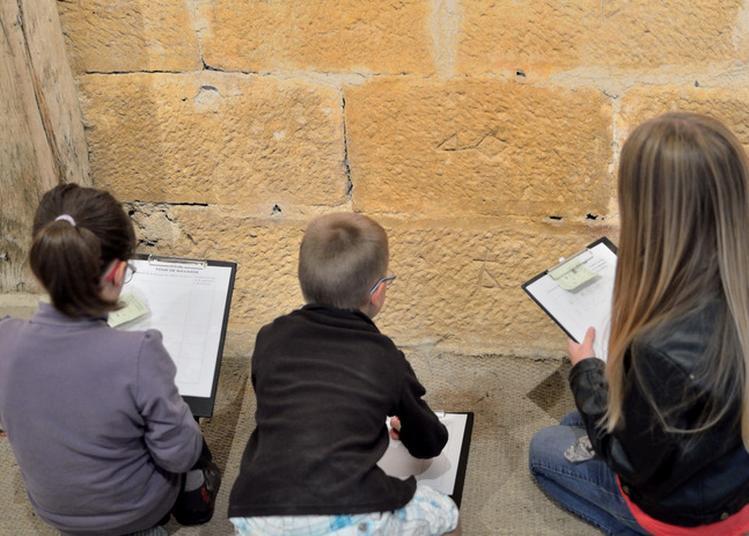Jeu De Piste Jeunesse Et Patrimoine à Langres