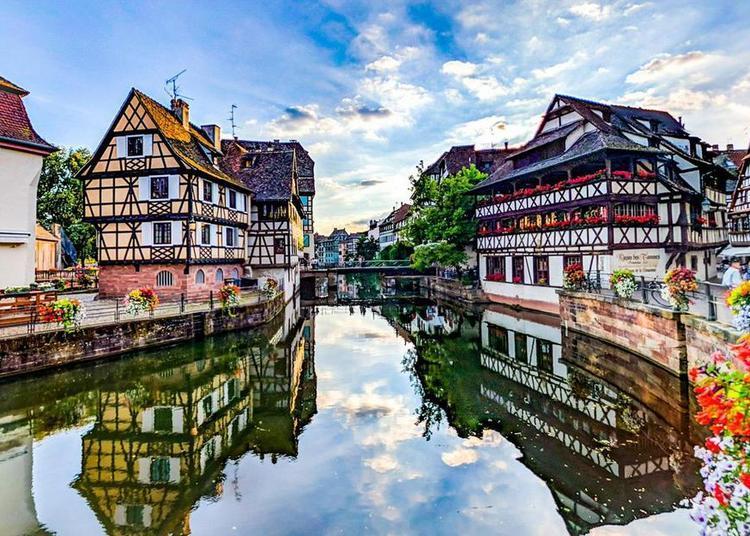 Jeu de piste : Kidnapping à la Petite France à Strasbourg