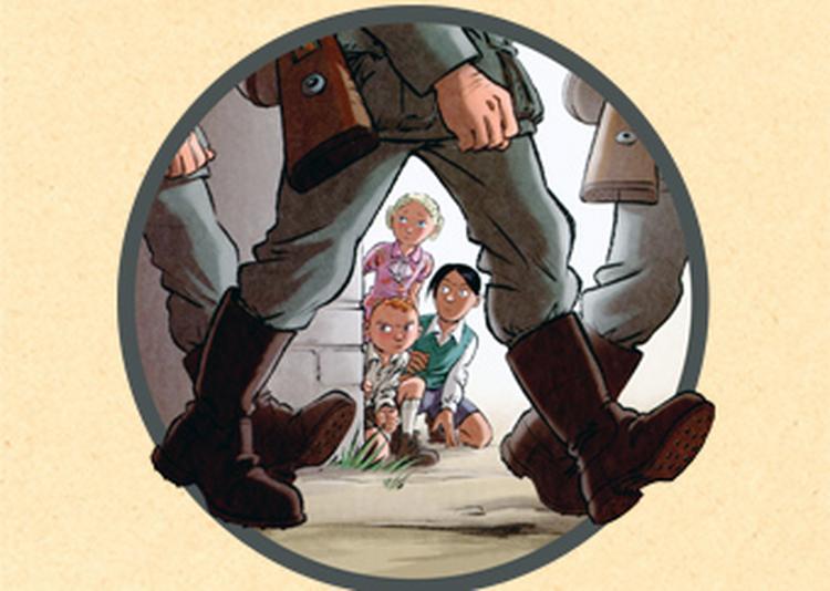 Jeu de piste - Les enfants de la Résistance à Thouars