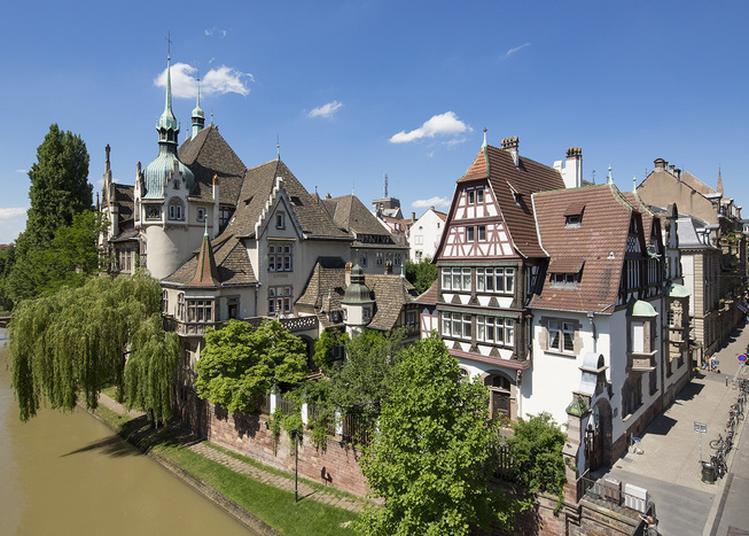 Jeu De Piste - Patrimoine Et Éducation à Strasbourg