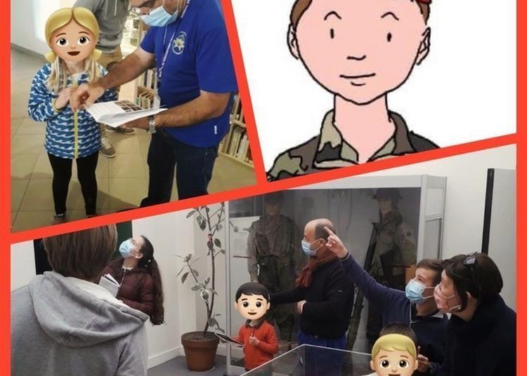 Jeu De Piste Pour Les Enfants : à La Recherche De Pépin à Lons