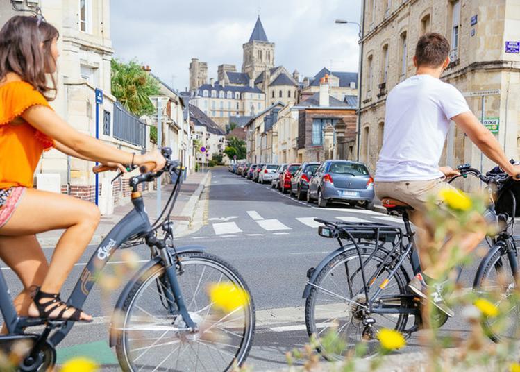Jeu De Piste : Rallye à Vélo à Remonter Le Temps à Caen