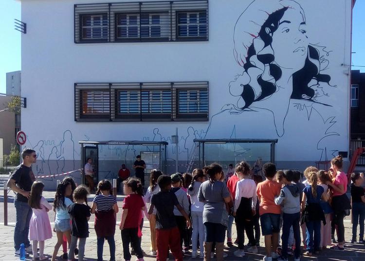 Jeu De Piste  Street-art à Chenôve à Chenove