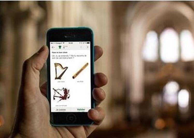 Jeu De Piste Sur Smartphone à Le Plessis Robinson
