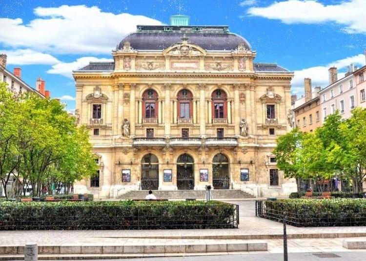 Jeu de piste : Un Amour Presqu'ile Lico à Lyon