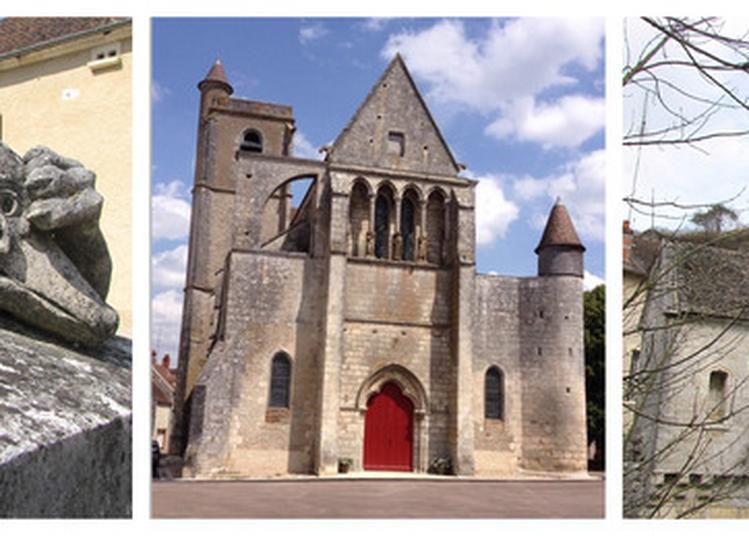 Jeu Du Patrimoine : Je Connais Mon Village : Mailly-le-château à Mailly le Chateau