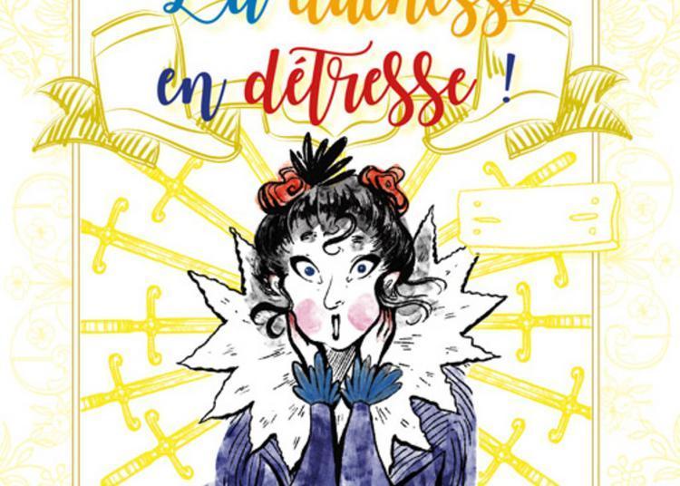 Jeu « La Princesse En Détresse » à Saint Pierre de Curtille