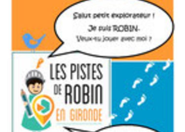 Jeu : Les Pistes De Robin En Gironde à Le Teich