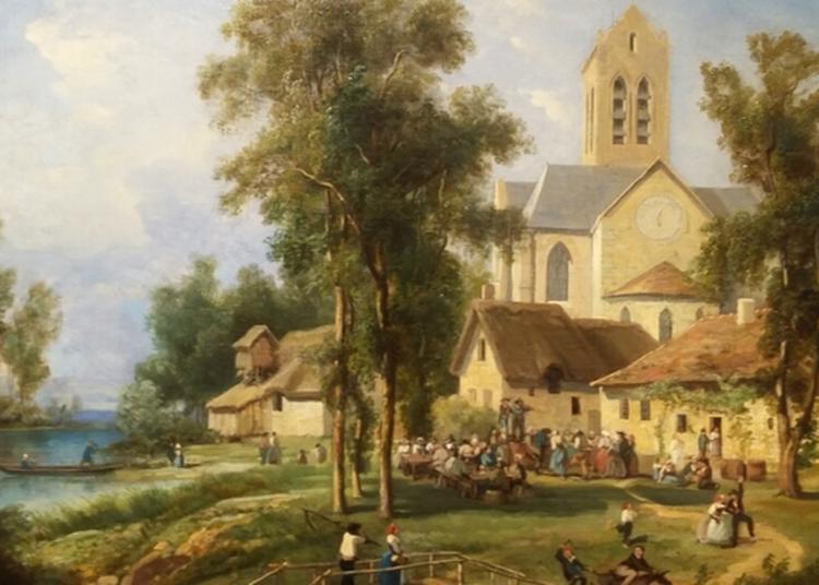 Jeu-parcours Et Petites Scènes Au Village à Vaureal