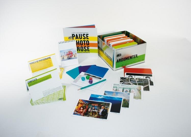 Jeu Pause / Photo /prose : Comprendre Les Images En S'amusant à Grenoble
