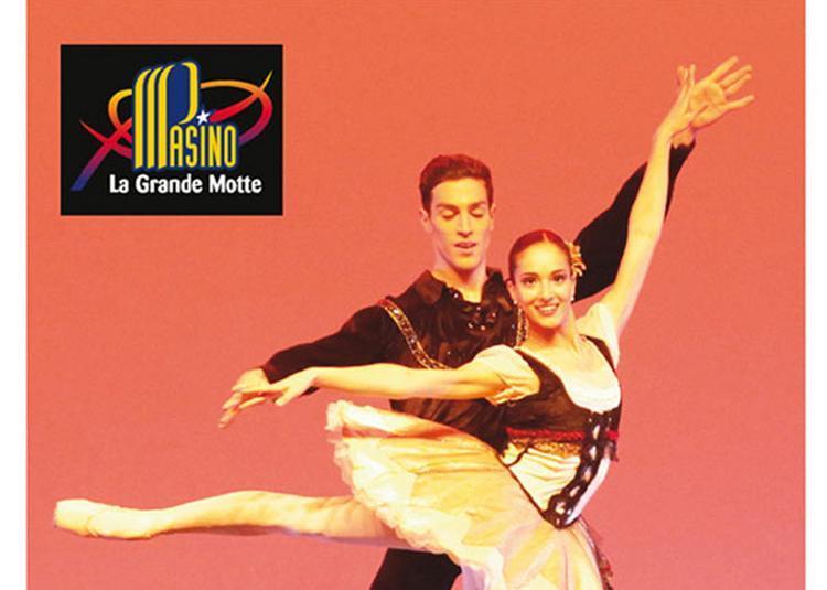 Jeune Ballet De Montpellier Herault à La Grande Motte