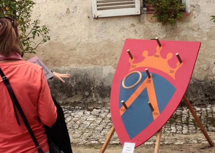 Jeux Anciens Pour Les Enfants à Tour en Sologne
