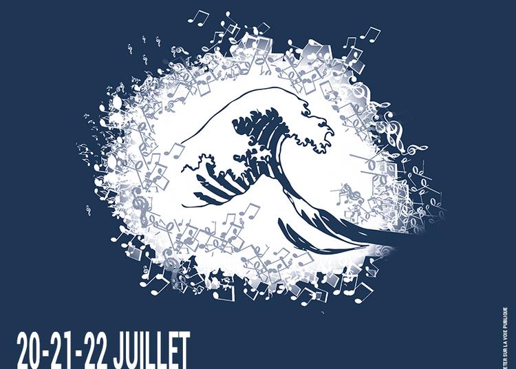 Jeux de Vagues à Dinard