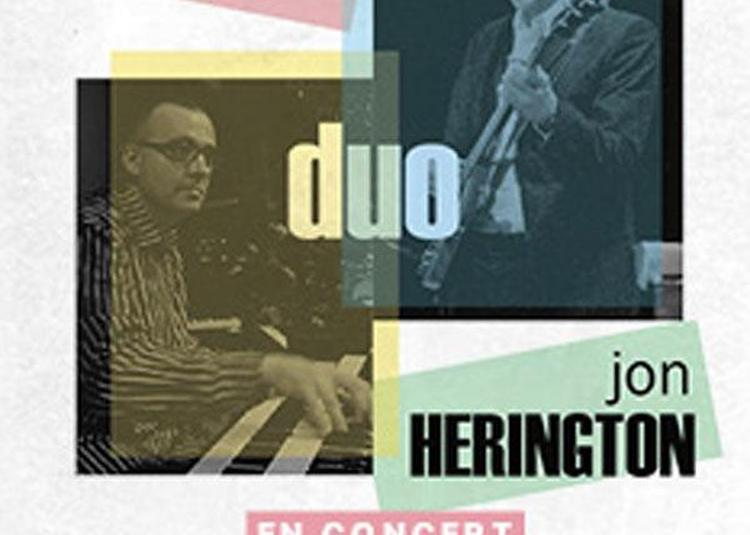 Jim Beard And Jon Herington à Paris 10ème