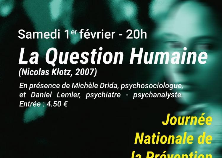 Journée nationale de la prévention du suicide - SOS Amitié Strasbourg 2020
