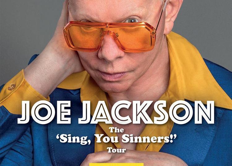 Joe Jackson à Joue les Tours