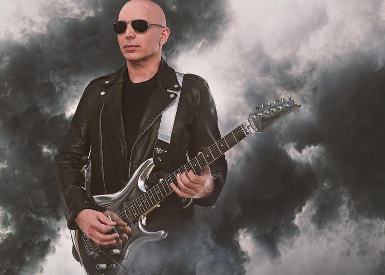 Joe Satriani à Sete