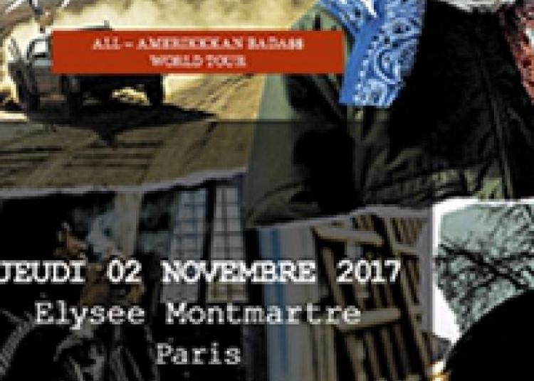 Joey Badass à Paris 18ème
