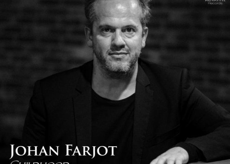 Johan Farjot - Childhood à Paris 15ème