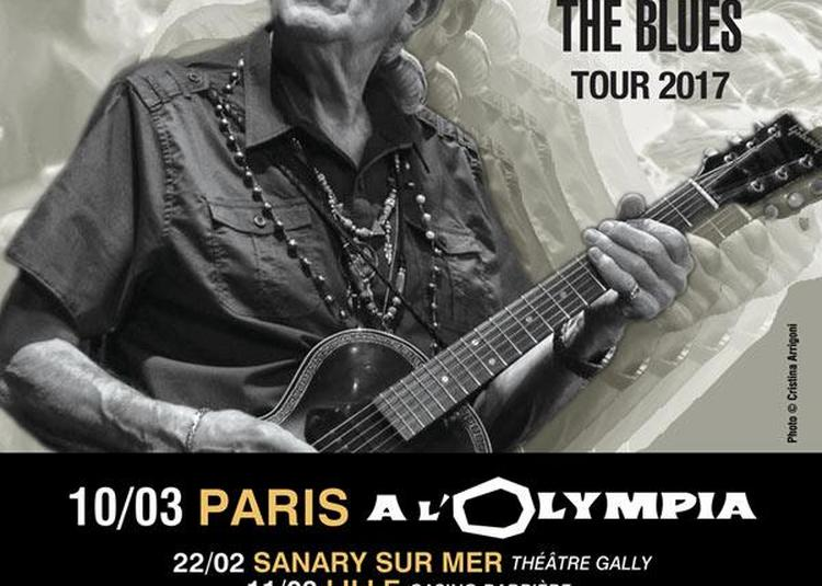 John Mayall - 85th Anniversary Tour à Grenoble