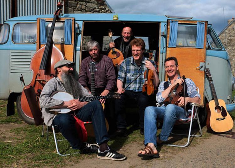 Johnnie Glaz String Band à Saint Agathon