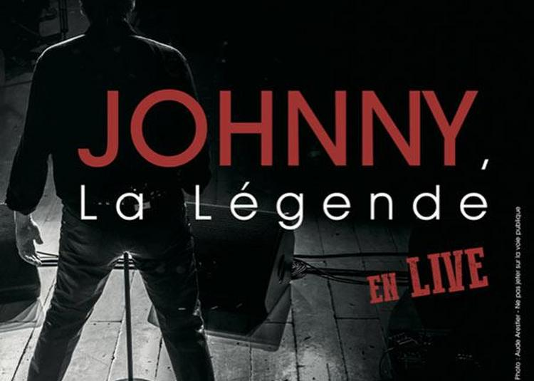 Johnny La Legende à Romorantin Lanthenay