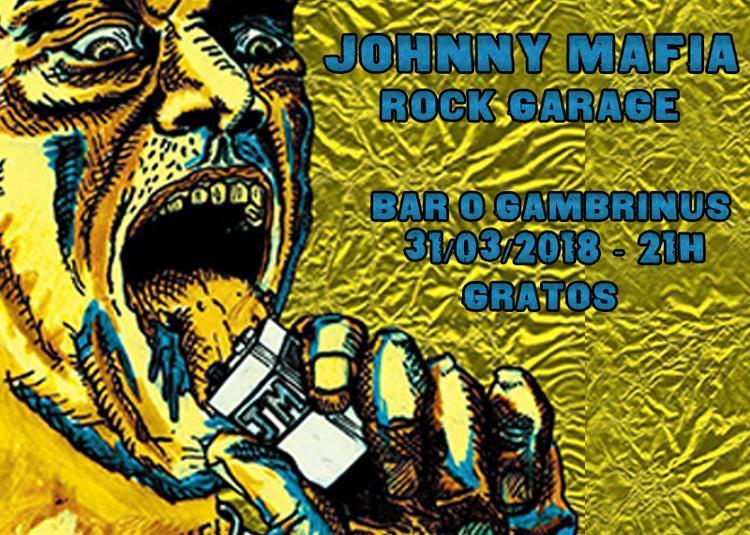 Johnny Mafia (Rock-Garage) à Albi