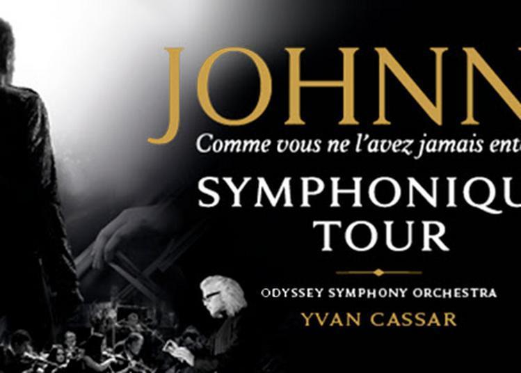 Johnny Symphony Tour à Dijon