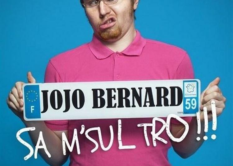 Jojo Bernard Dans Sa M'Sul Trooo ! à Lille