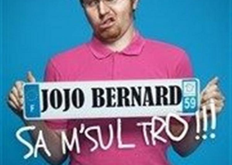 Jojo Bernard Dans Sa M'Sul Trooo ! à Saint Riquier