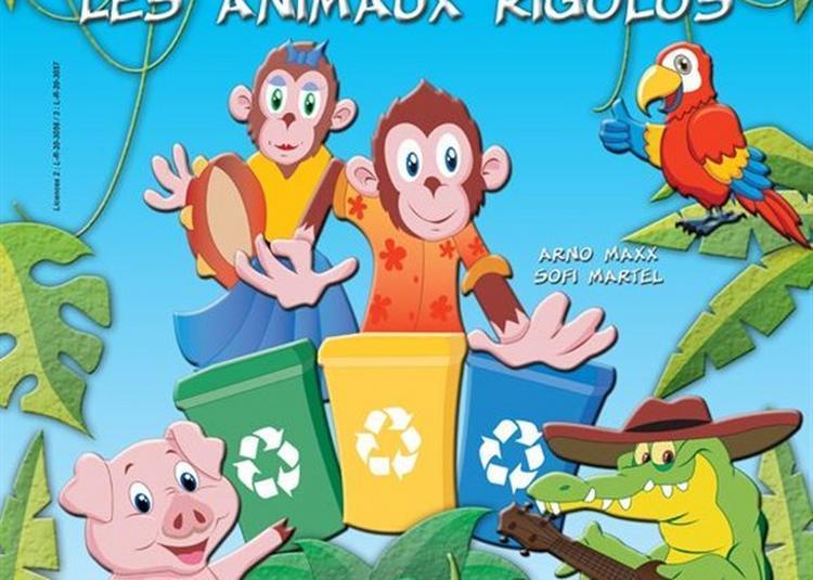 Jojo Et Les Animaux Rigolos à Nimes